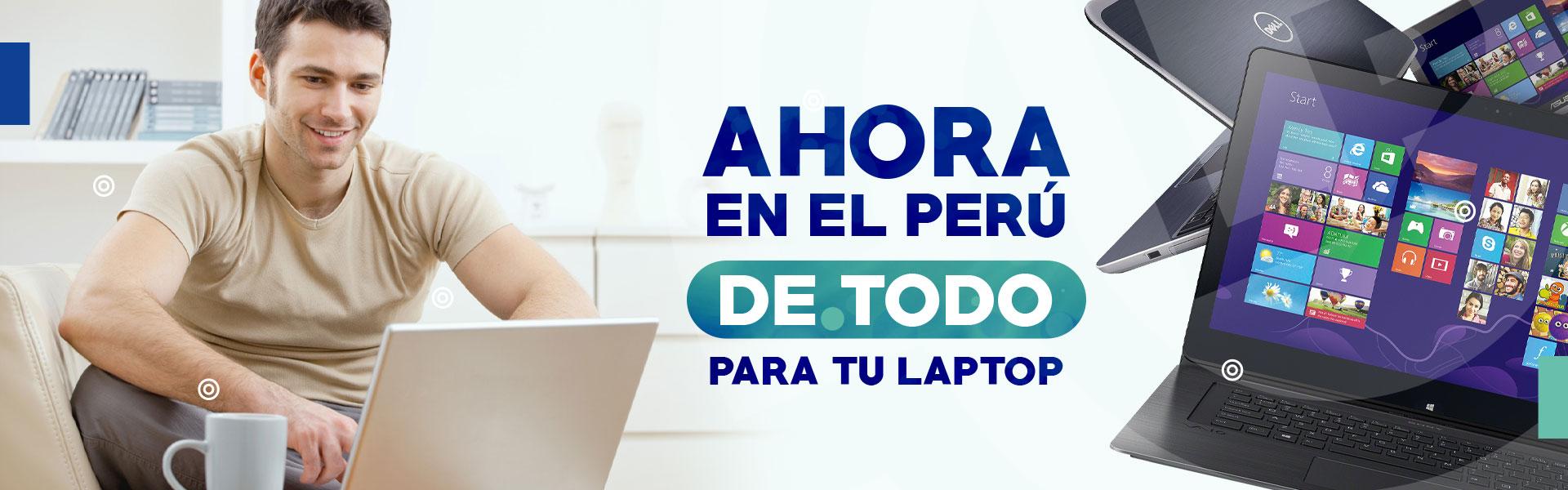 LAPTOPS PARTS EN TODO EL PERÚ